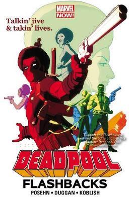 Deadpool: Flashbacks by Scott Koblish