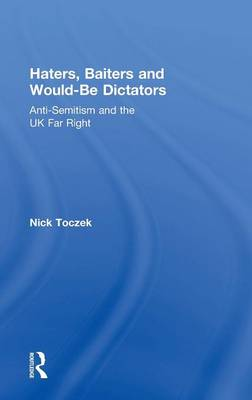 Haters, Baiters and Would-be Dictators book