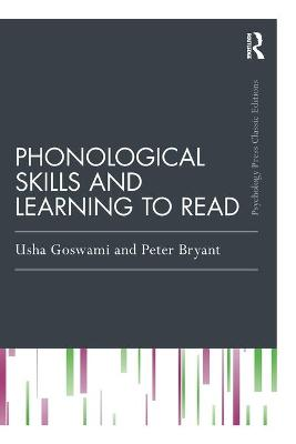 Phonological Skills and Learning to Read book