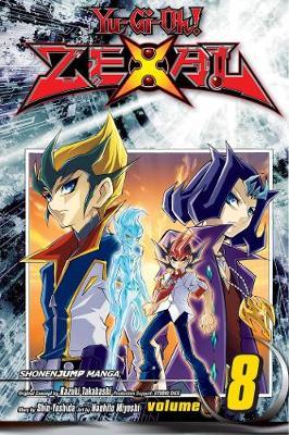 Yu-Gi-Oh! Zexal, Vol. 8 by Shin Yoshida