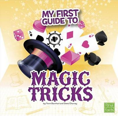 My First Guide to Magic Tricks book