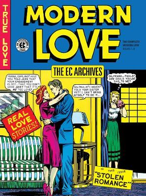 The Ec Archives: Modern Love by Al Feldstein