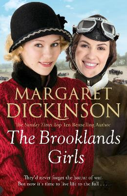 The Brooklands Girls by Margaret Dickinson