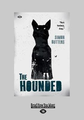 The The Hounded by Simon Butters