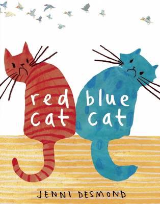 Red Cat, Blue Cat by Jenni Desmond