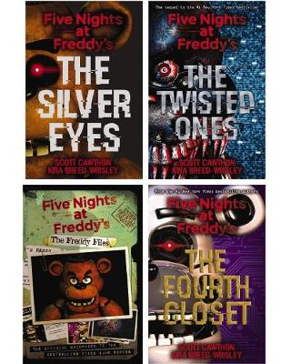Five Nights at Freddy's (4 Book Boxed Set) by Scott Cawthon