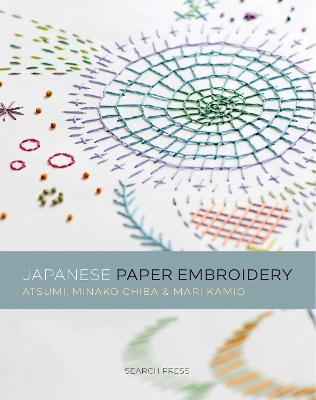 Japanese Paper Embroidery book