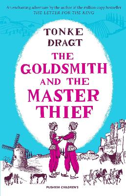 The Goldsmith and the Master Thief book