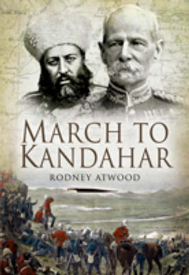 March to Kandahar book