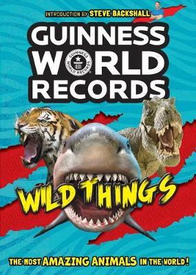 Guinness World Records: Wild Things book
