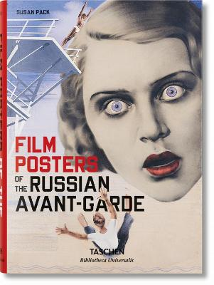 Film Posters of the Russian Avant-Garde book