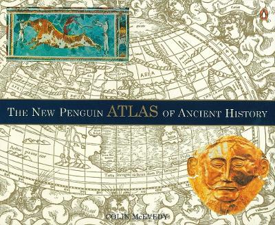 The New Penguin Atlas of Ancient History by Colin McEvedy