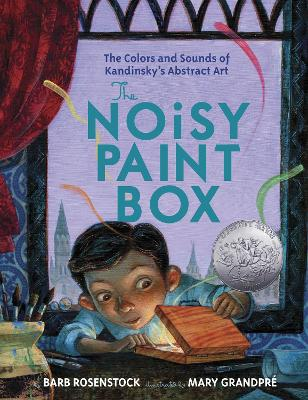 The Noisy Paint Box by Barb Rosenstock