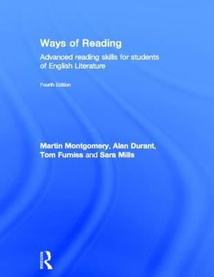 Ways of Reading book