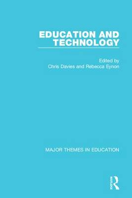 Education and Technology by Chris Davies