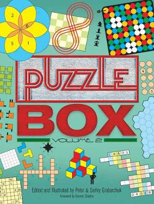 Puzzle Box Volume 2 by Peter Grabarchuk