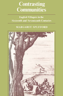 Contrasting Communities by Margaret Spufford