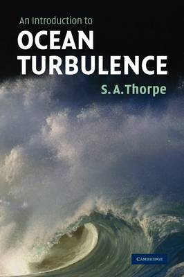 Introduction to Ocean Turbulence book