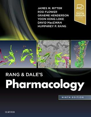 Rang & Dale's Pharmacology by James M. Ritter
