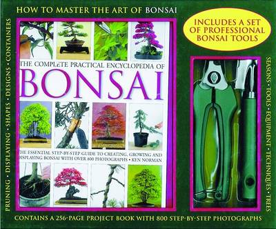 How to Master the Art of Bonsai by Ken Norman