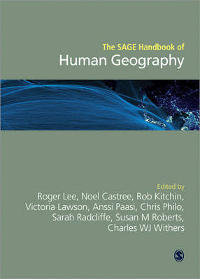 The SAGE Handbook of Human Geography, 2v by Roger Lee