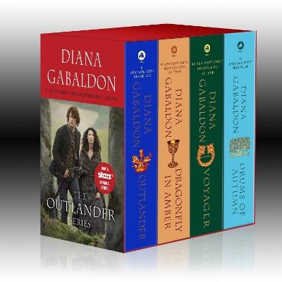 Outlander Boxed Set book