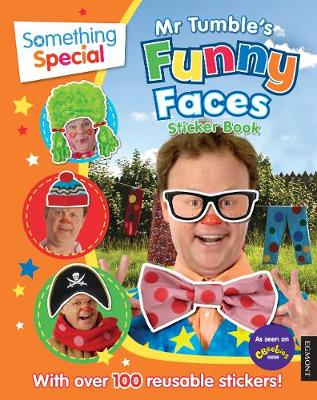 Something Special Mr Tumble's Funny Faces Sticker Book by Egmont Publishing UK
