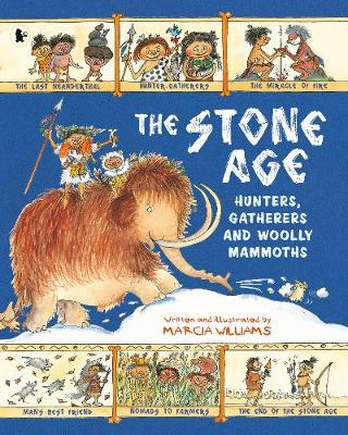 Stone Age by Marcia Williams
