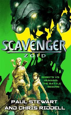 Scavenger: Zoid by Paul Stewart