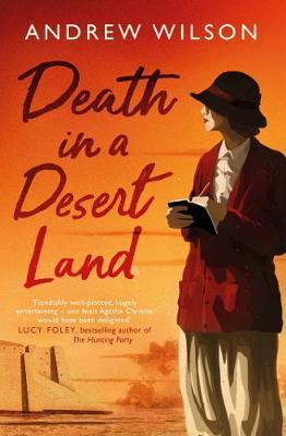 Death in a Desert Land book
