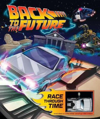 Back to the Future: Race Through Time book