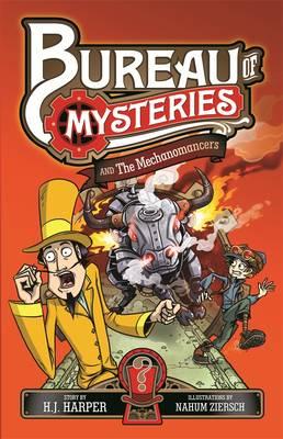 Bureau of Mysteries 2 book