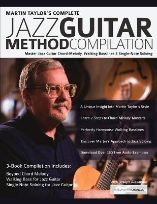 Martin Taylor Complete Jazz Guitar Method Compilation by Martin Taylor