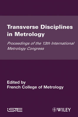 Transverse Disciplines in Metrology book