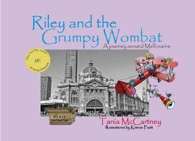 Riley & the Grumpy Wombat book
