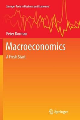 Macroeconomics by Peter Dorman