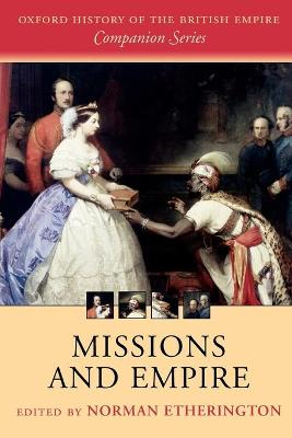 Missions and Empire by Norman Etherington