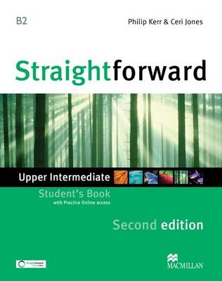 Straightforward 2nd Edition Upper Intermediate Level Student's Book & Webcode by Philip Kerr