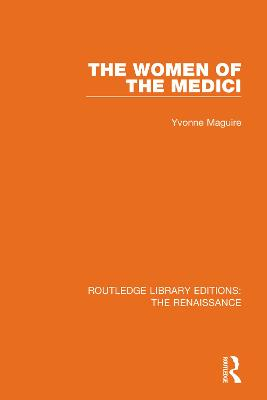 The Women of the Medici book
