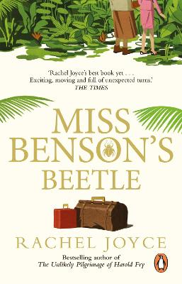 Miss Benson's Beetle: An uplifting story of female friendship against the odds book
