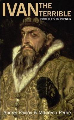 Ivan the Terrible book