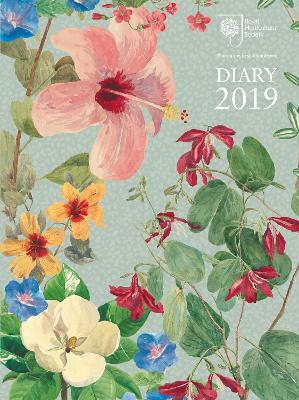 RHS Desk Diary 2019 by Royal Horticultural Society