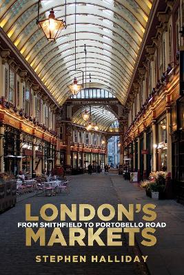 London's Markets book