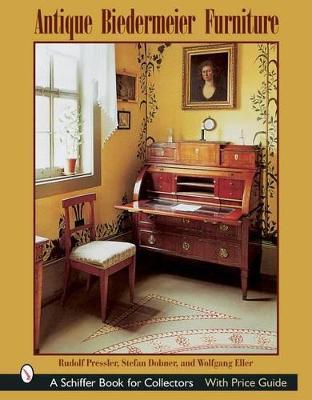 Antique Biedermeier Furniture by Rudolf Pressler