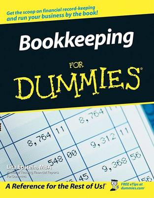 Bookkeeping For Dummies book