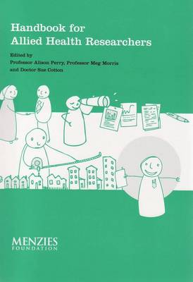 Handbook for Allied Health Researchers by Alison Perry