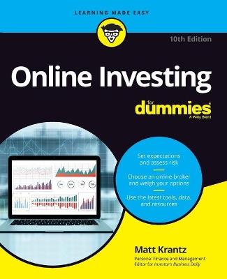 Online Investing For Dummies by Matthew Krantz