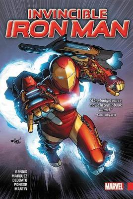 Invincible Iron Man By Brian Michael Bendis book
