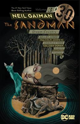 The Sandman Volume 3: Dream Country 30th Anniversary Edition book