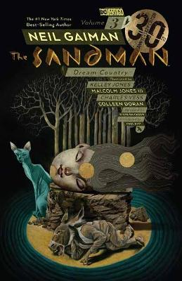 The Sandman Volume 3: Dream Country 30th Anniversary Edition by Neil Gaiman